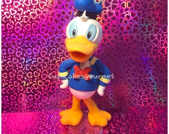 Donald Duck Figurine / Cake Topper