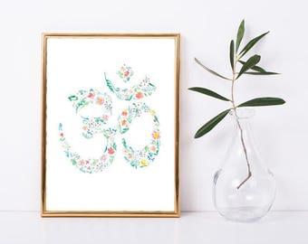 Print – Aum/Om – Printable