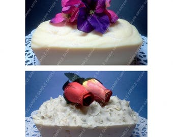 Beautiful Soap Loaf Post Card Digital Download