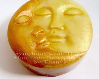 moon sun mold, moonface mold, silicone soap mold, #Moon, Sun Moon Silicone soap mold ,# CP soap molds ,  #handmade soap molds, soap mold