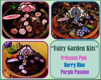 Toddler gifts,Kids Paint your own Fairy garden kit,Kids DIY,kid paint kit,boy gift,girl gifts,kids kits,fairy garden kit,childrens gift,