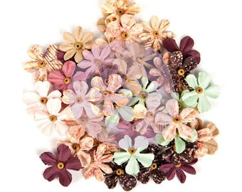 Prima Flowers / Precious Stone 594701 / Prima Wild & Free / Wedding Flowers / Embellishments / Fake Flowers / Summer Decor / Paper Flowers