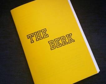 The Berk zine