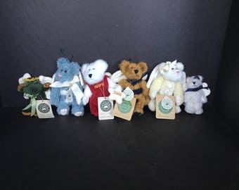 Boyd's Bears Angels - Set of 6
