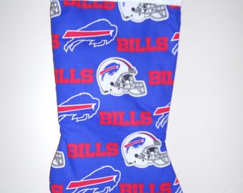 Buffalo Bills Christmas stocking