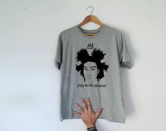 Jean-Michel Basquiat Regular Unisex Tshirt