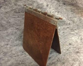 Vintage medical clipboard
