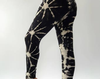 TD0165 Women's Tie Dyed Yoga Pants and Leggings,perfect for yoga super comfort, tiedye