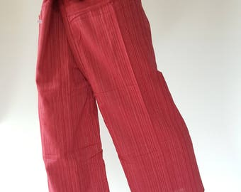 TC0023 Thai fisherman/Yoga are pants Free-size: Will fit men or woman