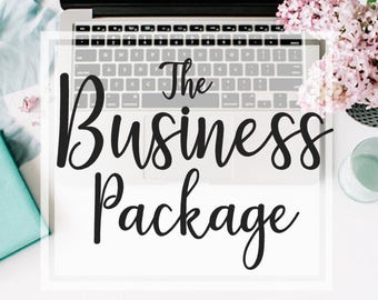 Custom Logo Design - Custom Branding Package - Business Logo -  Logo Design - Logo Package - Logo Branding - Logo Designer - Logo