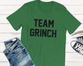 TEAM GRINCH. Christmas Sh...