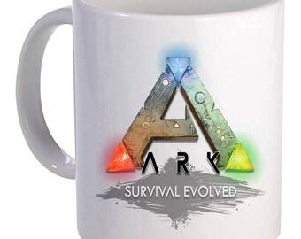 Designed Mug - Ark Evolved - Name - Style 1