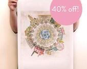 40% OFF! Fremantle Mementos 2 - Reproduction of an original Artwork