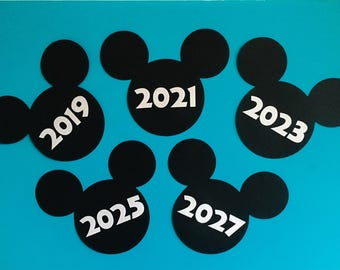 ADDITIONAL 10 Years - for Disney Mickey Mouse Classroom Calendar**