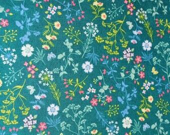 Modern Garden Green by Lucien Fabric