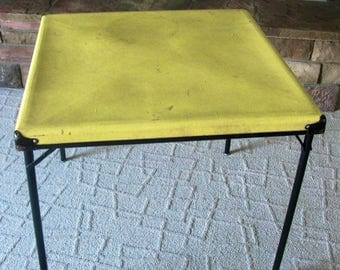 Metal Folding Table | Etsy