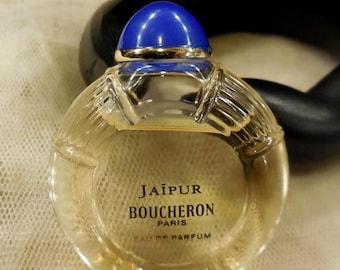 ON SALE Jaipur by Boucheron 5ml Eau de Parfum Miniature Collectible Bottle