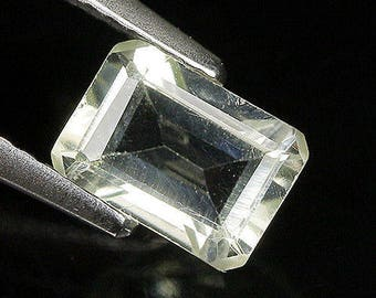 0.84 Ct Natural Lite Blue AQUAMARINE