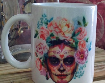 Coffee with Frida in Flores