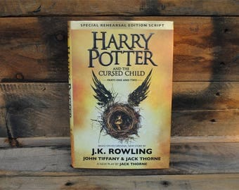 Hollow Book Safe - Harry Potter and the Cursed Child - Hollow Secret Book