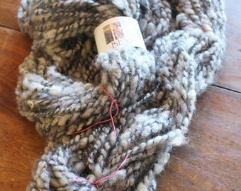 Hand Spun Textured Art Yarn #73