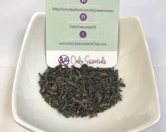 Green Tea (Loose Leaf tea)