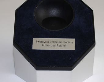 Swarovski  Collector's Society Authorized Retailer Dealer's Stand