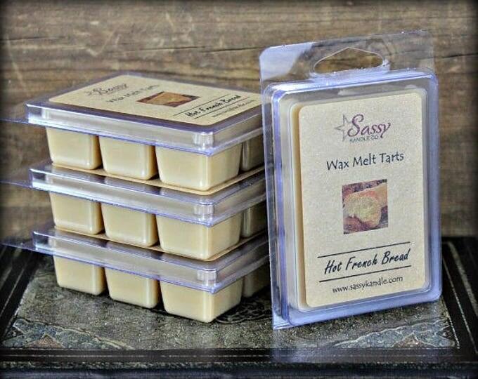 HOT FRENCH BREAD   Wax Melt Tart   Sassy Kandle Co.