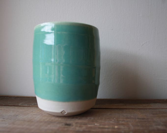 Tumbler - Handmade - Ceramics and Pottery - KJ Pottery
