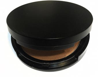 PINK PETAL Natural Mineral Pressed Foundation or Setting Powder - Gluten Free Vegan Makeup