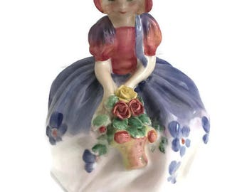 Royal Doulton- The Bedtime Story Monica Figurine HN 1467