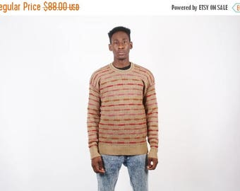 Final SALE - Coogi Style Sweater - Vintage Cosby Sweater - 90s Cosby Sweater - 1878