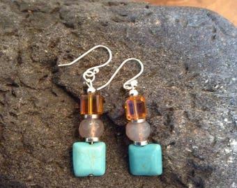 Summer Stone Earrings