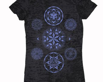 Sacred Geometry Clothing And Apparel By Hexappealclothing