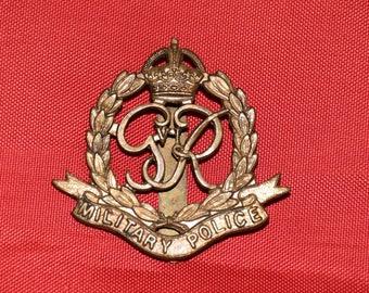 Royal Military Police - Cap Badge Pre 1950