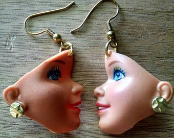 Barbie Doll Earrings