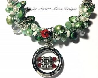 Wedding Memory Kumi Necklace Kit
