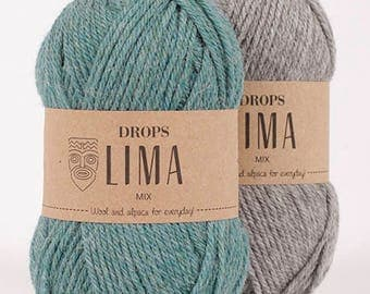DROPS Lima The perfect every day yarn!