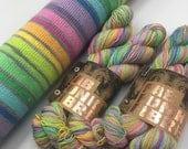 SELF-STRIPING ! - I Can Dance  - 2 x 50g - 24 stripes