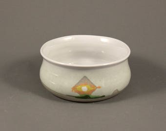 Sunrise Stacking Side Dishes - White and Celadon