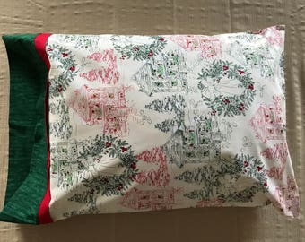 Victorian Christmas - Pillowcase
