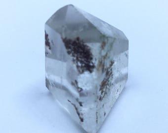 Mini Inclusion Quartz Point Garden Quartz Chlorite Lodolite 17SB100
