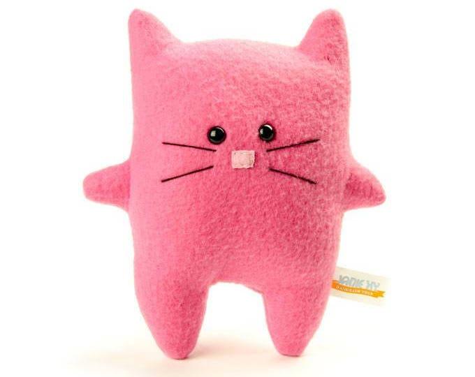 Fleece Kitty Stuffed Animal