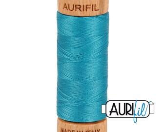 Aurifil 80wt -  Medium Turquoise 4182