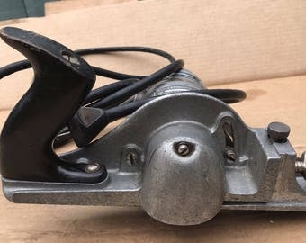 Carter Stanley Electric Planer WASP / Wood Working Tool Plane