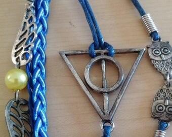Retrocon Sale - Leather Corded Bracelet - Harry Potter