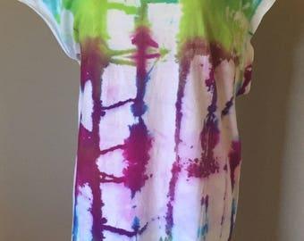 Plus size tie dye beachwear SALE