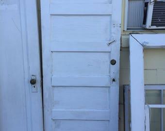 31 x 78 Mid-Century Door