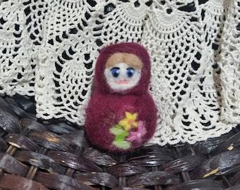 Unique Babushka doll photo prop