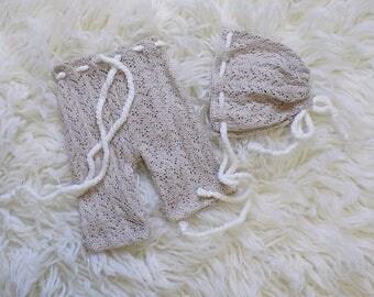 Willow, newborn pant set